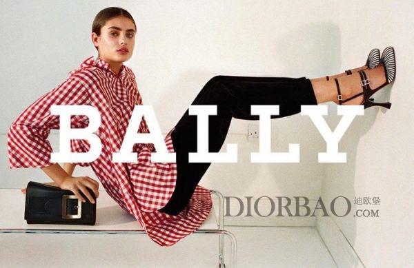 Bally代言人唐嫣 Antoine Duvernois演绎Bally最新造型,2017秋冬广告大片