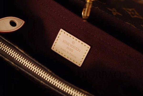 monogram montaigne lv蒙田包M41056,中号,款式欣赏,款式图片与价格