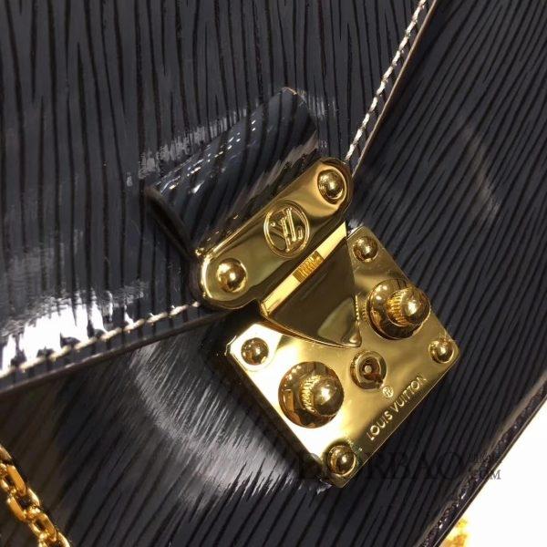 迷你款EPI POCHETTE METIS LV邮差包,深蓝色亮光漆皮,款式欣赏 款式图片与价格