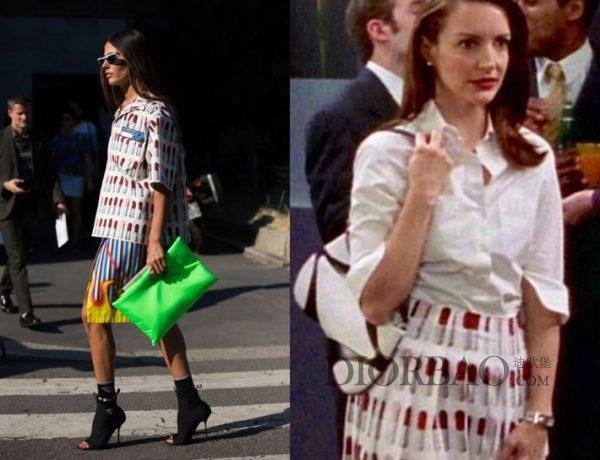 超模街拍最爱prada 最爱比较流行哪些时髦包包